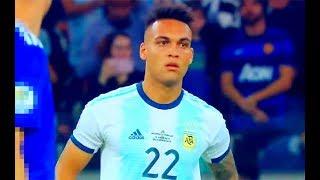 Lautaro Martínez Vs Paraguay(19/06/2019)HD 720p by轩旗