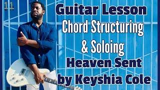[R&B Guitar Lesson] Keyshia Cole - Heaven Sent