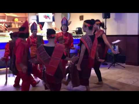 Tor tor Dance by RBI at Eurasia Restaurant Grand Opening, May 4th 2017