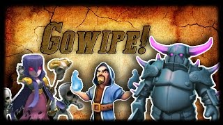 Clash of Clans-New-Using 2 Jump Spells a must for GOWiPe?