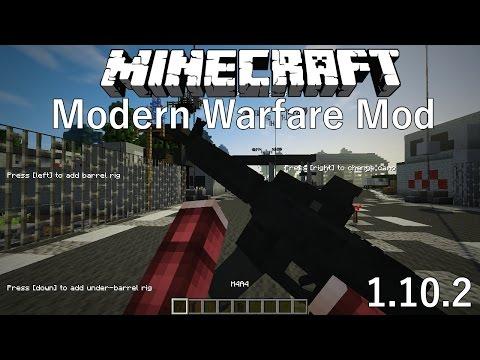 скачать мод Vic S Modern Warfare для майнкрафта 1710 - фото 11