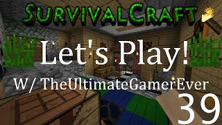 Survival Craft Lets Play! ~ Episode 39 ~ Staph Tall Grass!