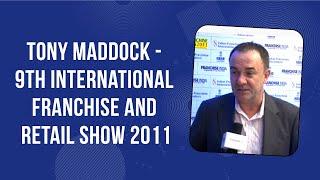 Tony Maddock - 9th International