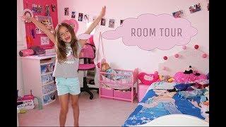 [ROOM TOUR] : kelya vous présente son petit coin a elle ... sa chambre !!