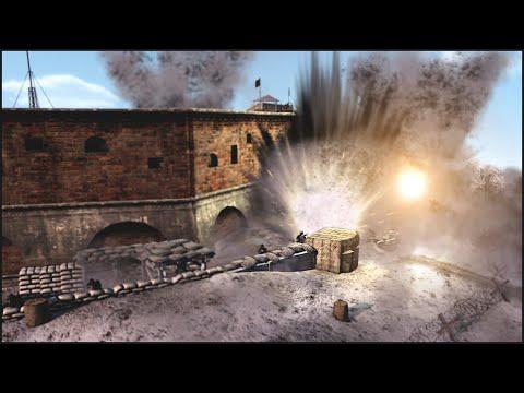 BATTLE OF GELLÉRT HILL - RobZ Realism Mod Gameplay