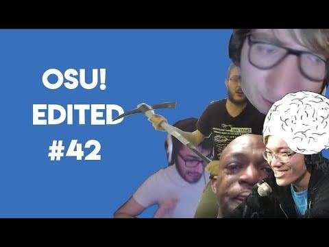 Osu! Edited | Godmode, Rage and Funny Moments #42