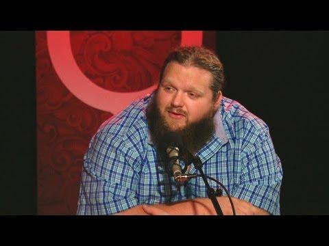 """Matt Andersen brings """"Weightless"""" to Studio Q"""