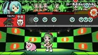 Taiko no Tatsujin Tokumori! (WiiU) Yi Ar Fanclub - Hard