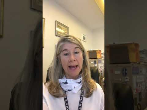 Town Manager Libby Gibson Weekly Update To Town Employees - May 22, 2020