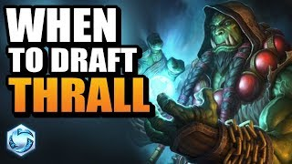 When to draft Thrall // Heroes of the Storm Tips