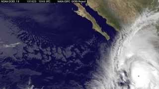 Satellite Movie Sees Record-Breaking Hurricane Patricia