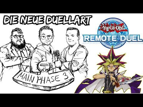 Yu-gi-oh! Remote Duel! Die Neue Art Yugioh Zu Spielen! | Main Phase 3!