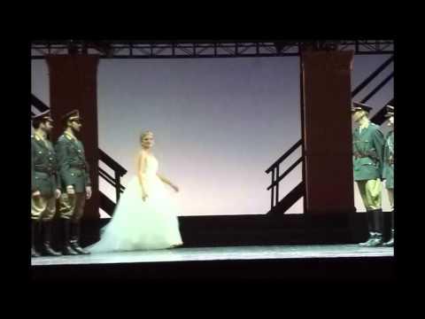 EVITA - curtain call