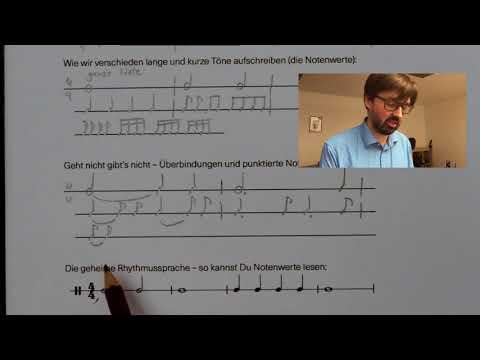 Präludium 01   Musik als Zeitkunst