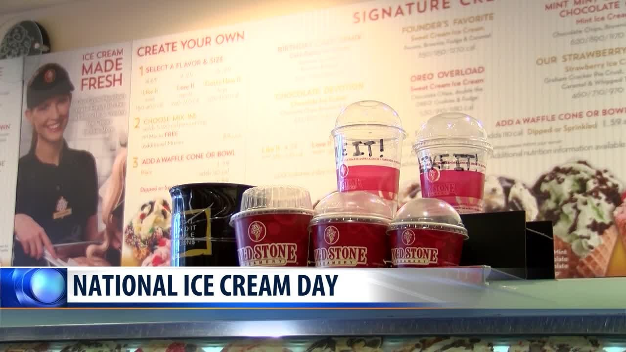 Get free ice cream, sweet deals on National Ice Cream Day
