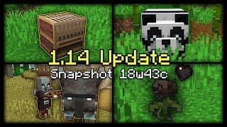 Các cập nhật mới trong phiên bản minecraft 1.14 - Phần 1