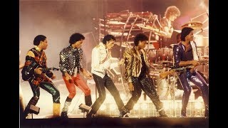 Michael Jackson Dance Evolution 1968 - 2009