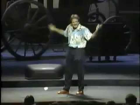 Robin Williams    At The Met   Cocaine