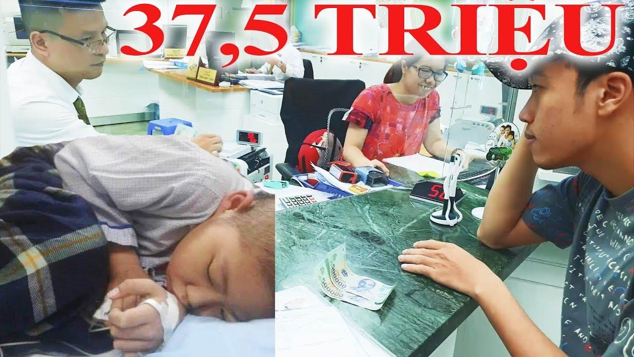 Nhận Được 37,500,000đ Ủng Hộ Cho Bé Nam Bị Ung Thư Máu