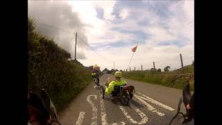 Cycling North Wales -  Cycle ride to Clynnog Fawr and Llandwrog.(Harp Inn)