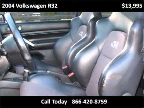 2004 Volkswagen R32 available from Cruzin Auto Sales