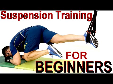 Suspension Training For Beginners:  The Bow | TRX Training | RIP:60