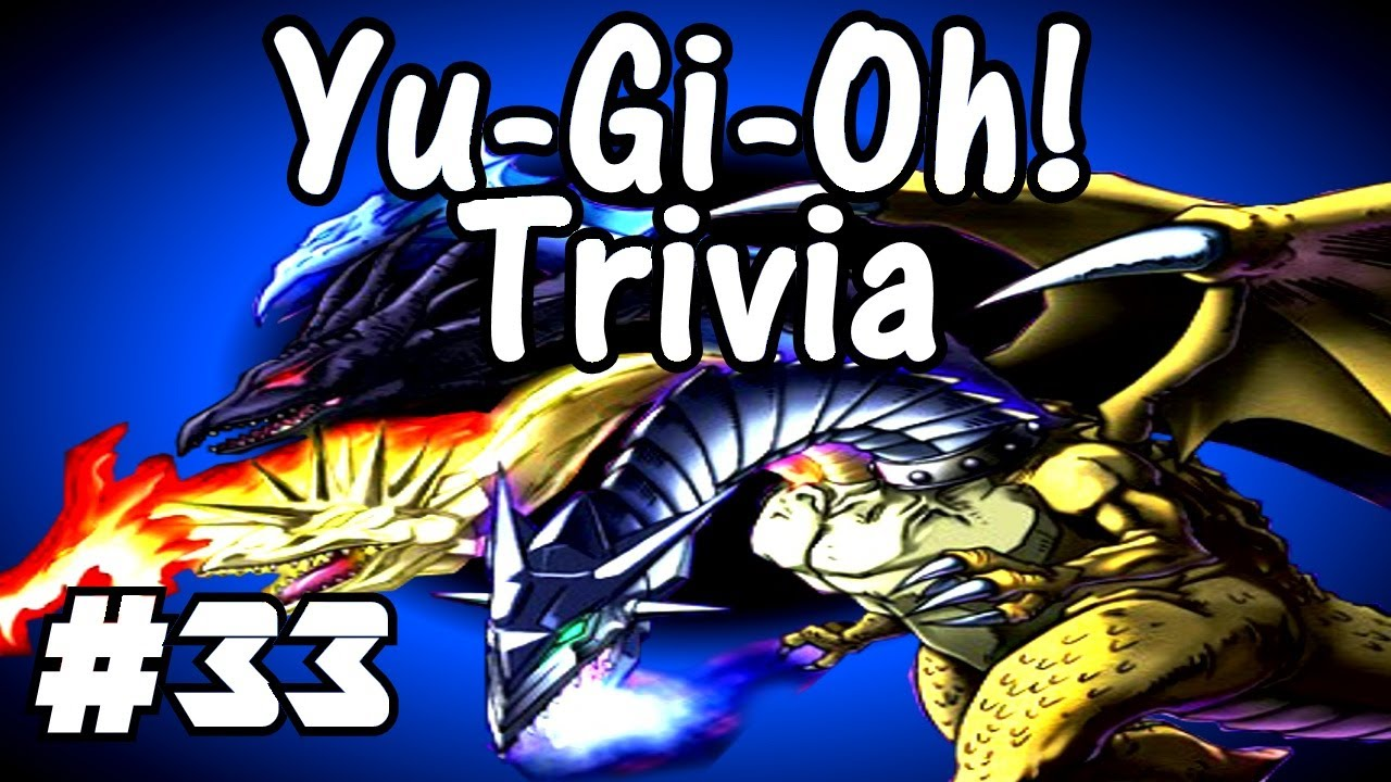 Yugioh Trivia: Five Headed Dragon- Episode 33 - YouTube