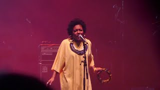 You & the Night & the Music - China Moses (Salle Pleyel - Paris - December 11th 2017)