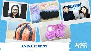 Candela Gonzales | Amina Tejidos | Cutral Co | Neuquén