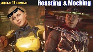Kombatants Roast Each Other -  Mortal Kombat 11