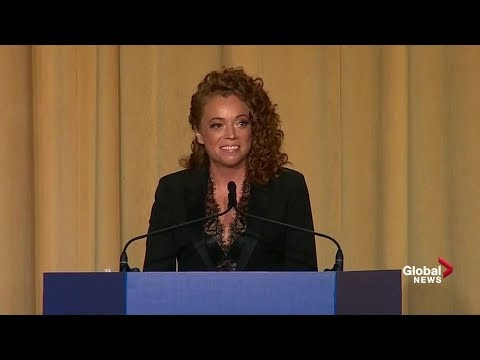 2018 White House Correspondents' Dinner