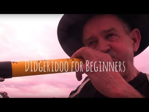 Learn to play Didgeridoo @ Sydney Community College