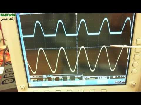 دورة الالكترونيات العملية :: 50- التقويم الموجي النصفي  (Half wave rectifier)