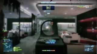Battlefield 3 - [Fr] Gameplay sur Ziba Tower ft LAFFAA - [PC-HD]