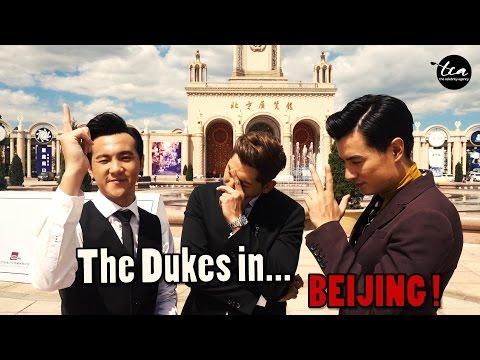 Ian, Romeo and Zhen Huan visits Beijing!