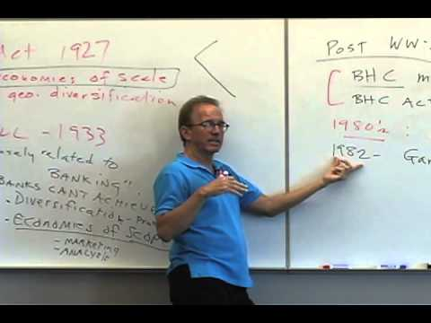 Money and Banking: Lecture 22 - The Banking Industry 3