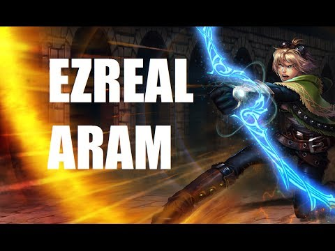 League of Legends - AP Ezreal Aram - Full Game Commentary