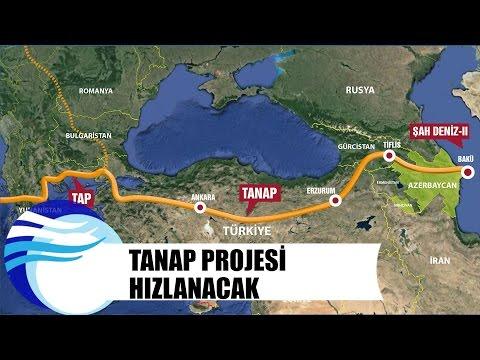TANAP Projesi hızlanacak