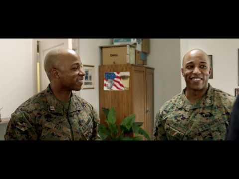 Captains Mika'il and Salahudin Ali, Marine Judge Advocates (Marine Stories)