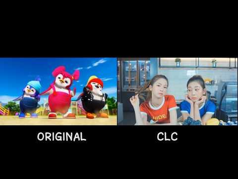 PONYTAIL | Badanamu & CLC 씨엘씨 (Yujin-Seungyeon)