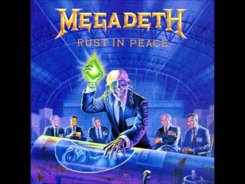 Take  No Prisoners - Megadeth (original version)