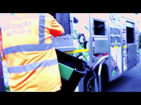 Bryson Recycling Wheelie Box Newtownabbey 2014