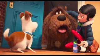 Тайная жизнь домашних животных (2016) - Дублированный Трейлер #2 [HD]
