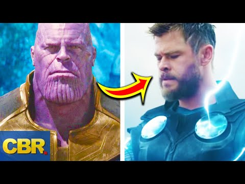 15 Fights We Want To See In Marvel Avengers Endgame