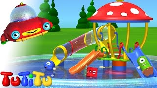Repeat youtube video TuTiTu Toys | Water Park