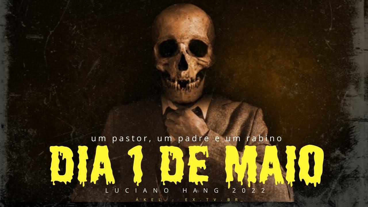 📢 O caos do 1 de maio na Cabala, Luciano Hang 2022 e Rabino, Pastor e Padre Ao Vivo
