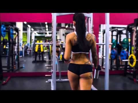 Anzhelika Anderson Workout Motivation HD