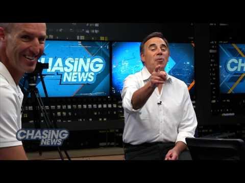 Newsman Mike Schneider Reveals Lyme Disease Battle