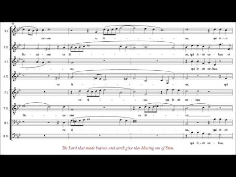 Giovanni Gabrieli | Jubilate Deo [á 8; The Cambridge Singers & La Nuova Musica]