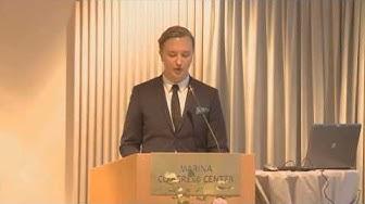 Tuulta purjeisiin tarjoavat kommenttipuheenvuorot, kansanedustaja Ilmari Nurminen